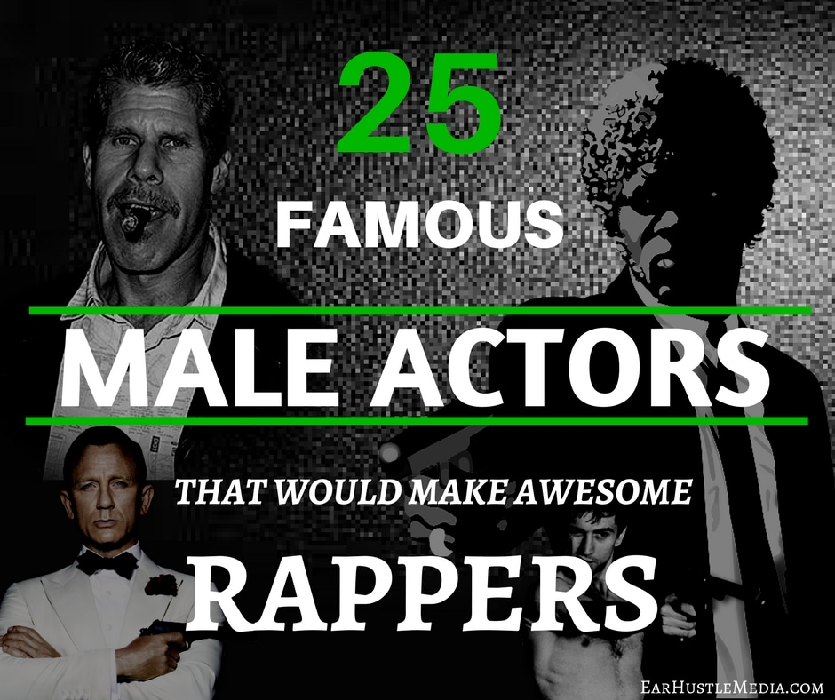 Famous Male Actors