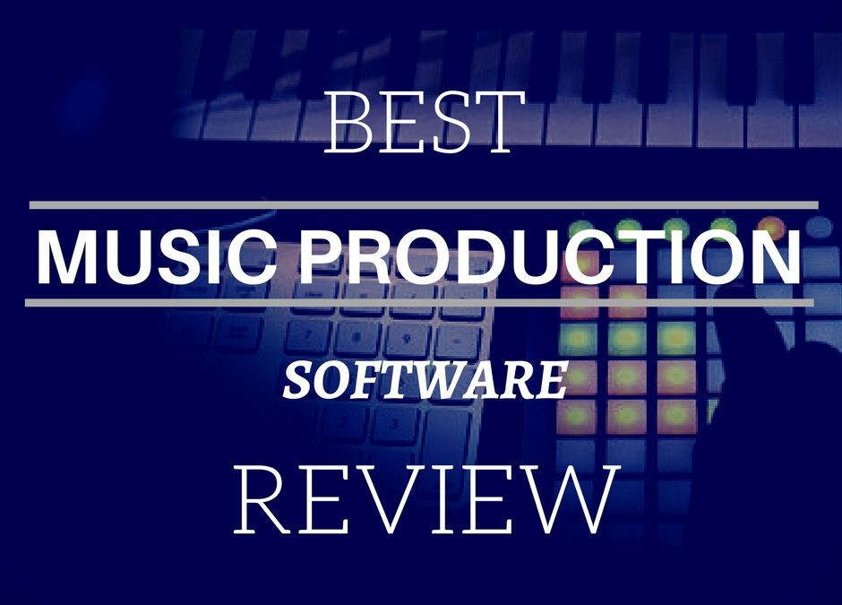 Music Production Software Free And Paid For Beginners